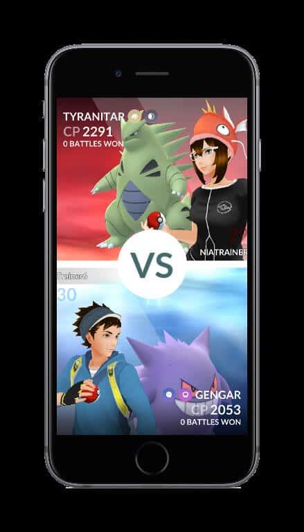 Pokemon GO Raids 7