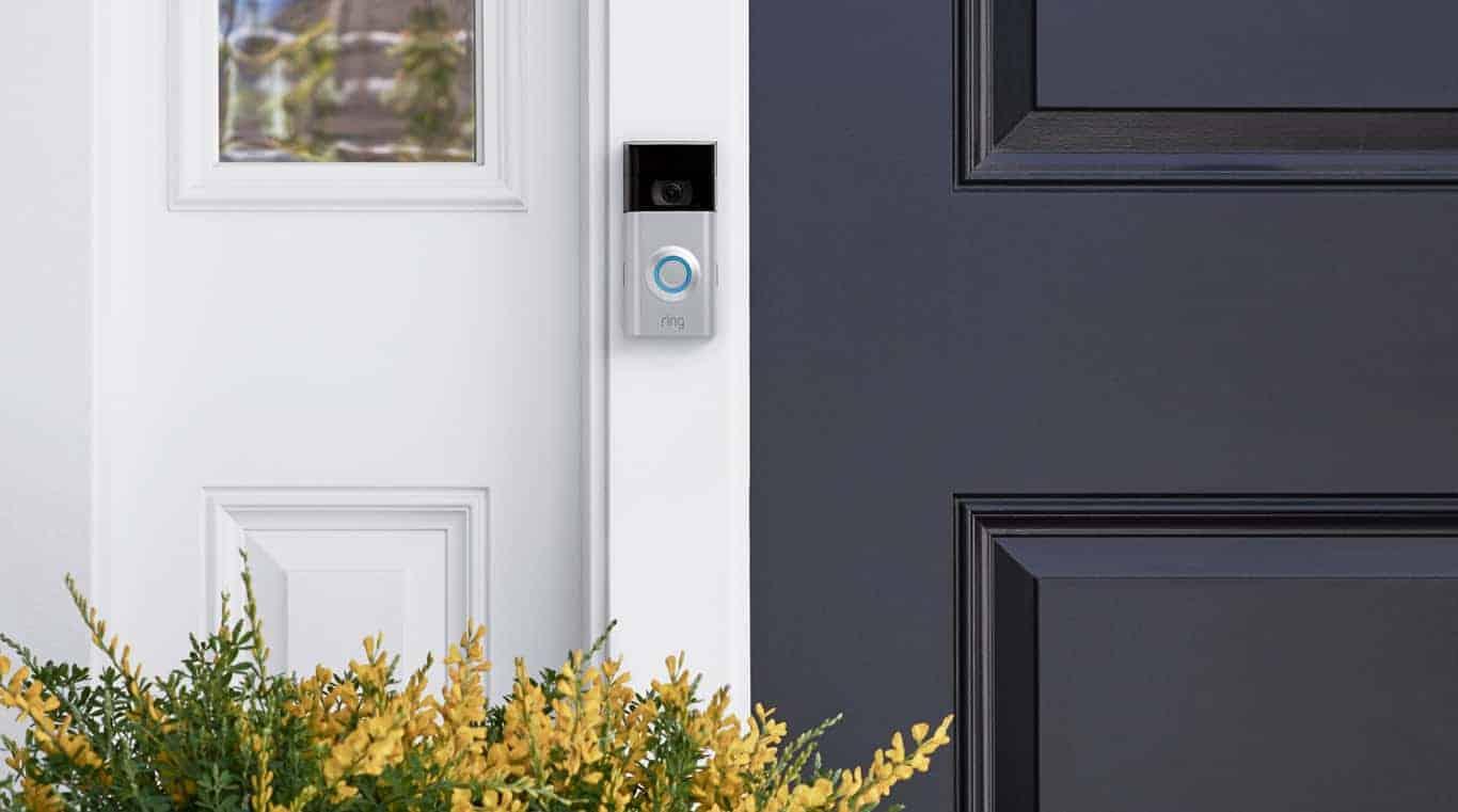 Ring Video Doorbell second generation 1