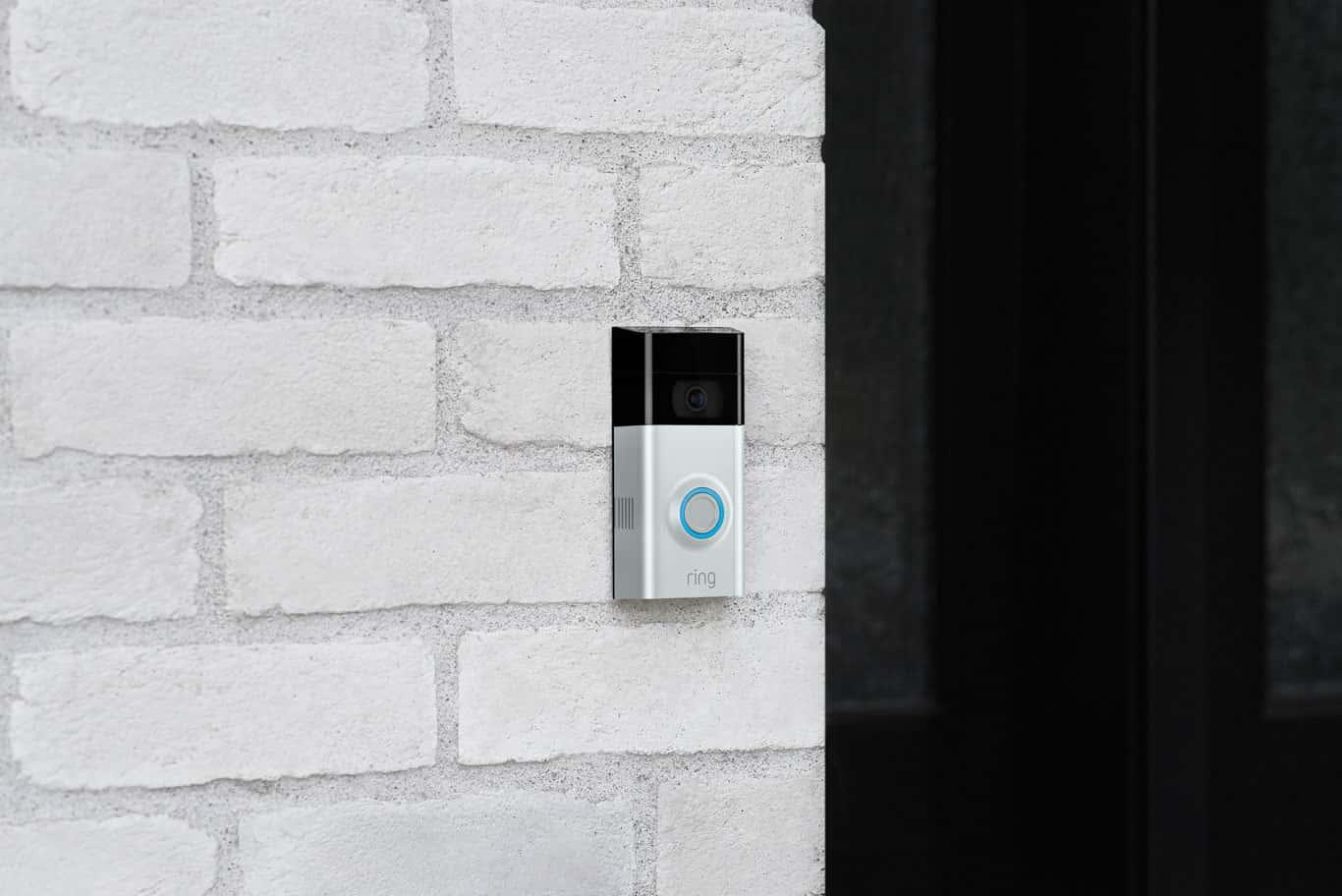 Ring Video Doorbell second generation 3