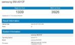 Samsung Galaxy A9 Pro Nougat GeekBench
