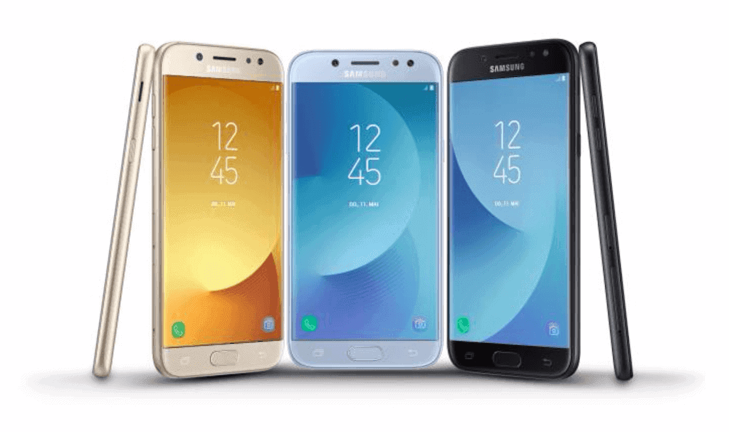 samsung galaxy j3 j5 j7 2017 officially announced android news. Black Bedroom Furniture Sets. Home Design Ideas