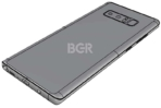 Samsung Galaxy Note 8 BGR Leak Sketch