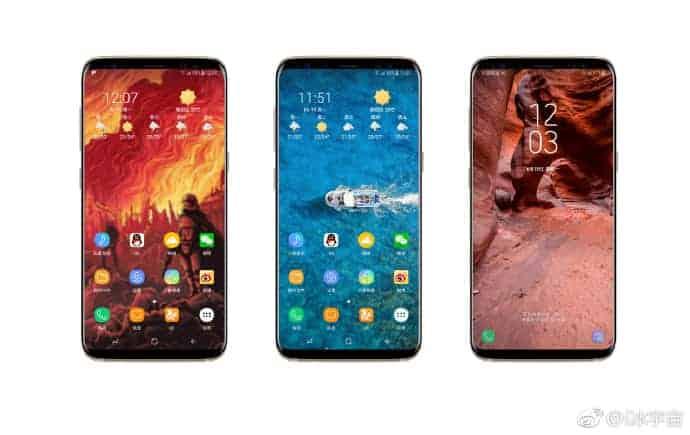 Samsung Galaxy Note 8 Ice Universe