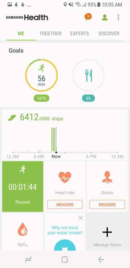 Samsung Health Screenshot 18