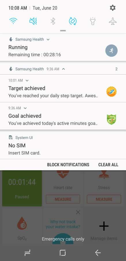 Samsung Health Screenshot 31