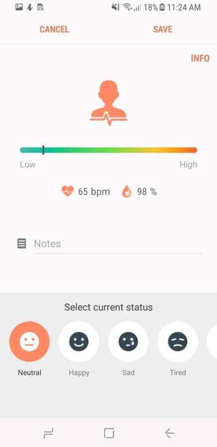Samsung Health Screenshot 54