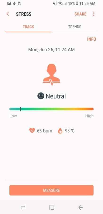 Samsung Health Screenshot 55
