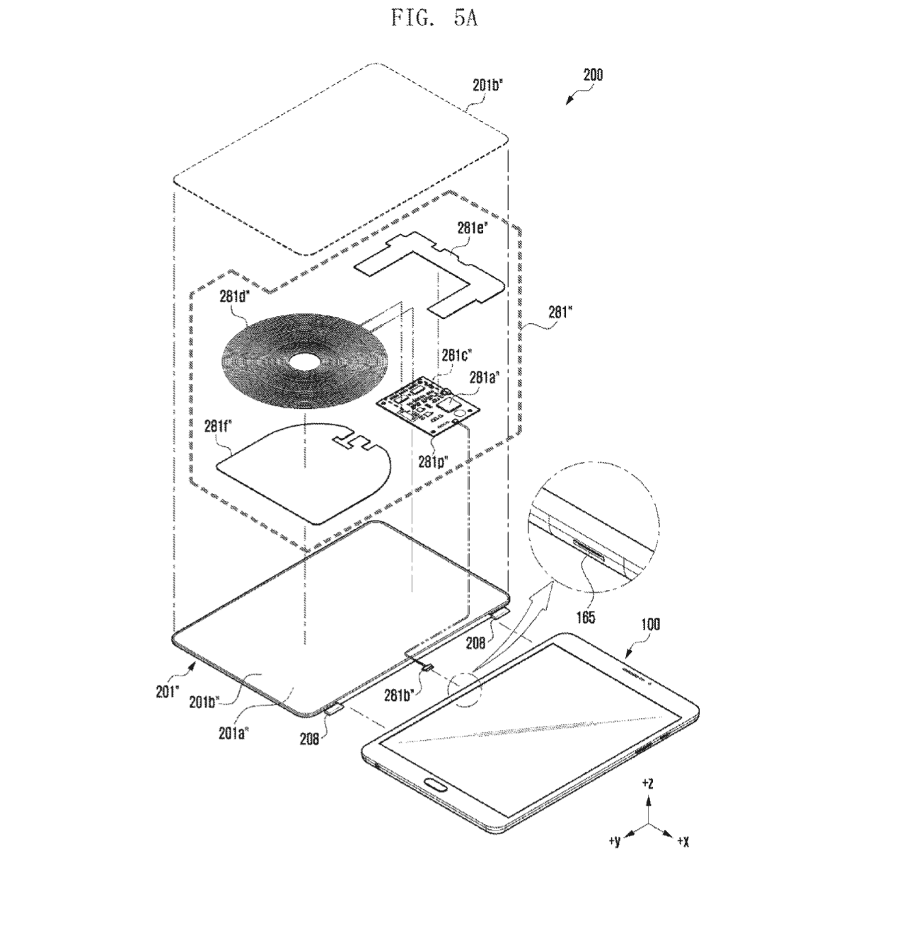 Samsung Wireless Charging Case Patents 2