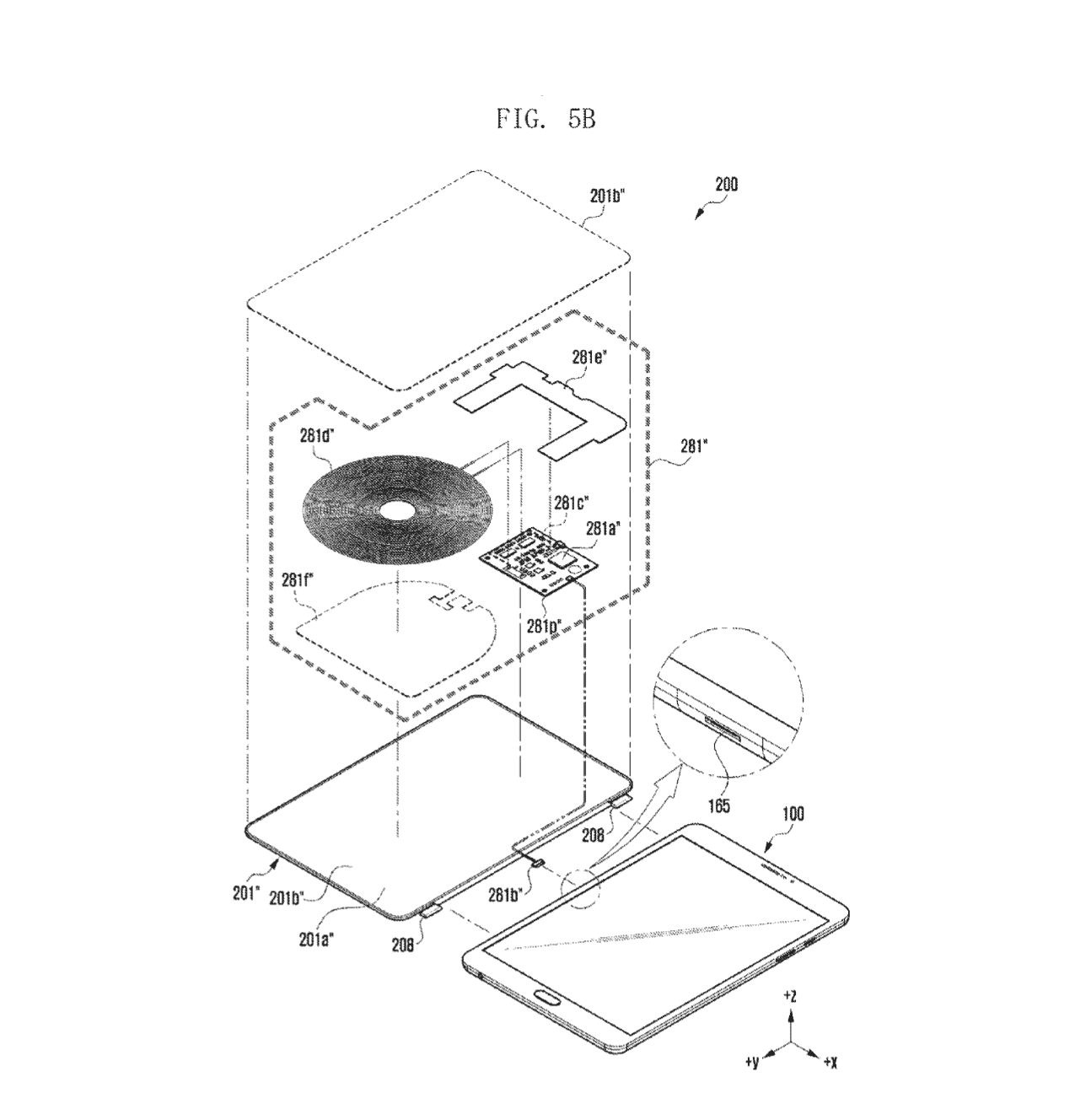 Samsung Wireless Charging Case Patents 3