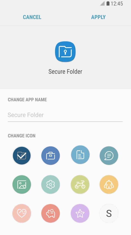 Secure Folder 4