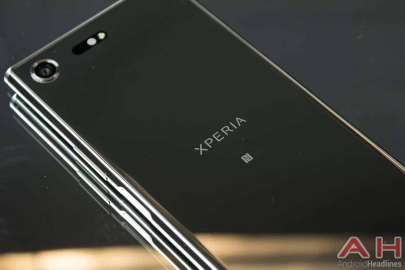 Sony Xperia XZ Premium AH NS 28 logo