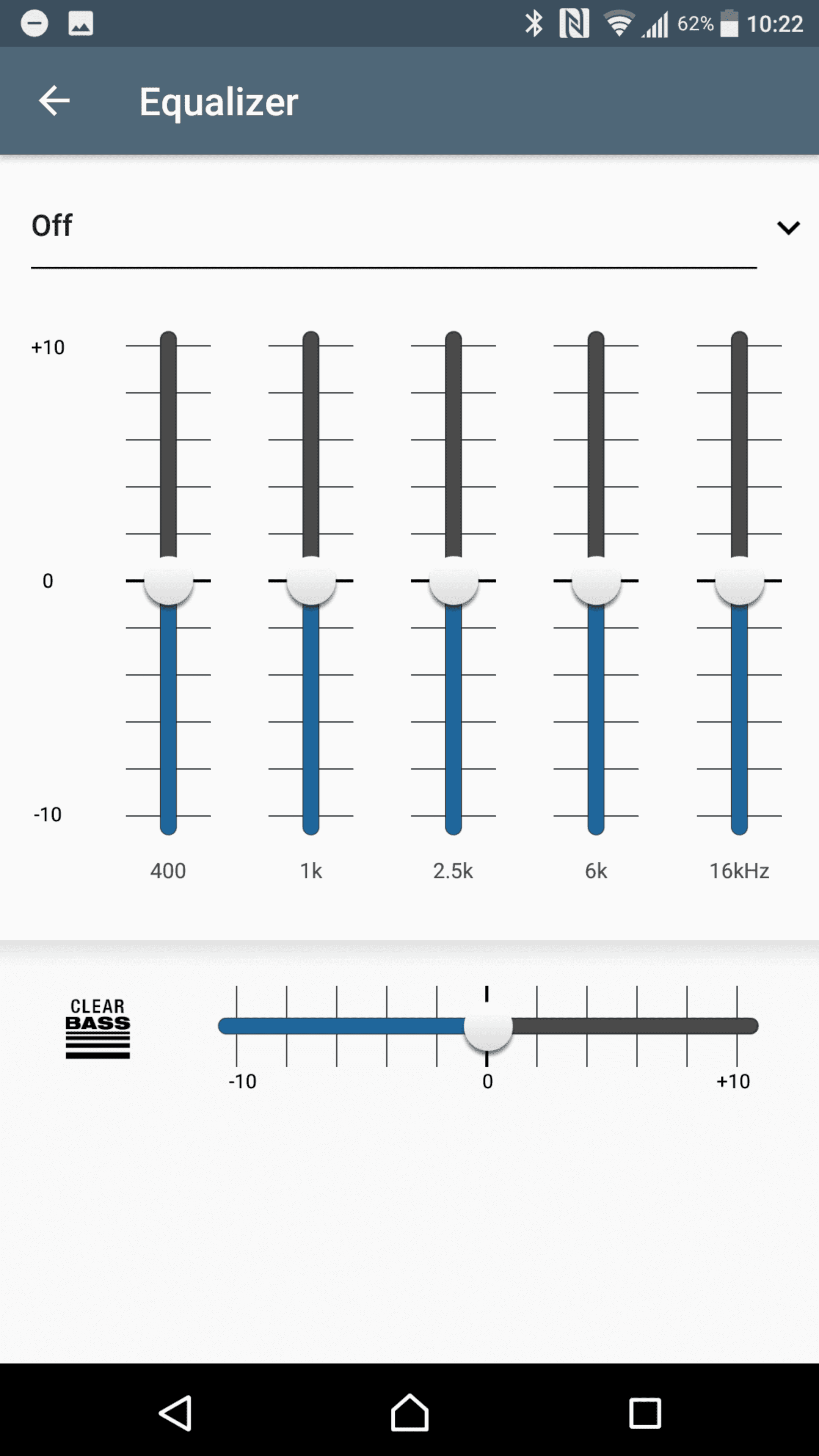 Sony Xperia XZ Premium AH NS Screenshots audio sound effects 3
