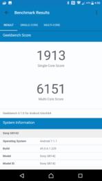 Sony Xperia XZ Premium AH NS Screenshots benchmarks 09