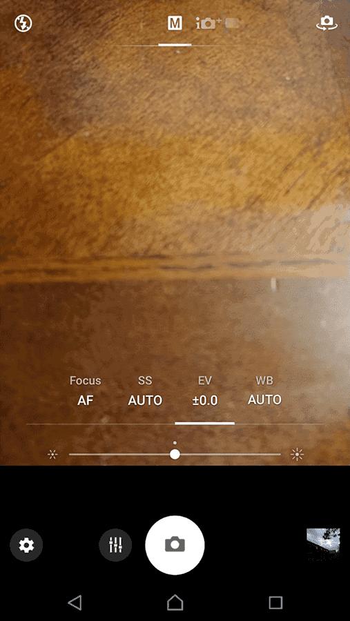 Sony Xperia XZ Premium AH NS Screenshots camera 02