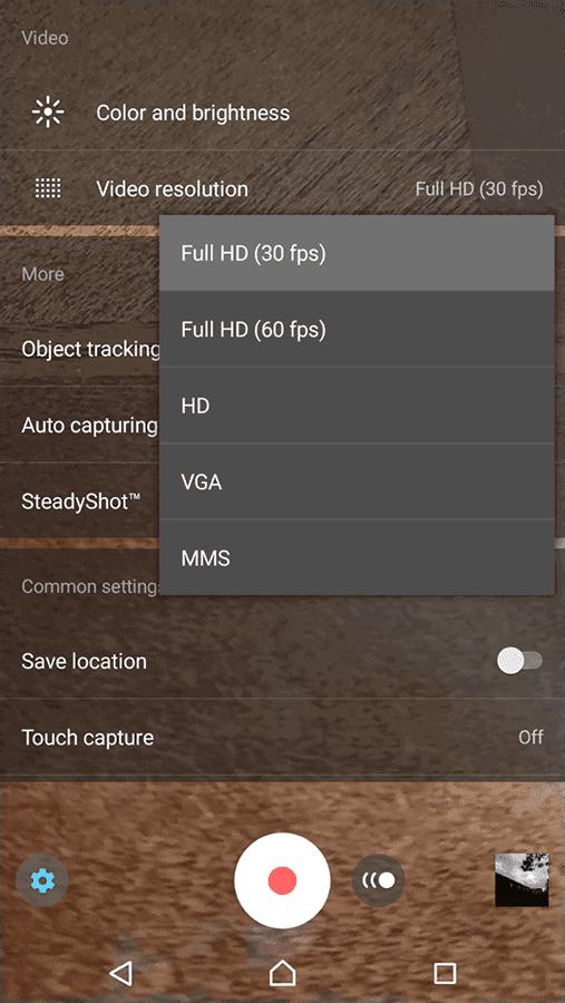 Sony Xperia XZ Premium AH NS Screenshots camera 07