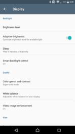 Sony Xperia XZ Premium AH NS Screenshots display 1