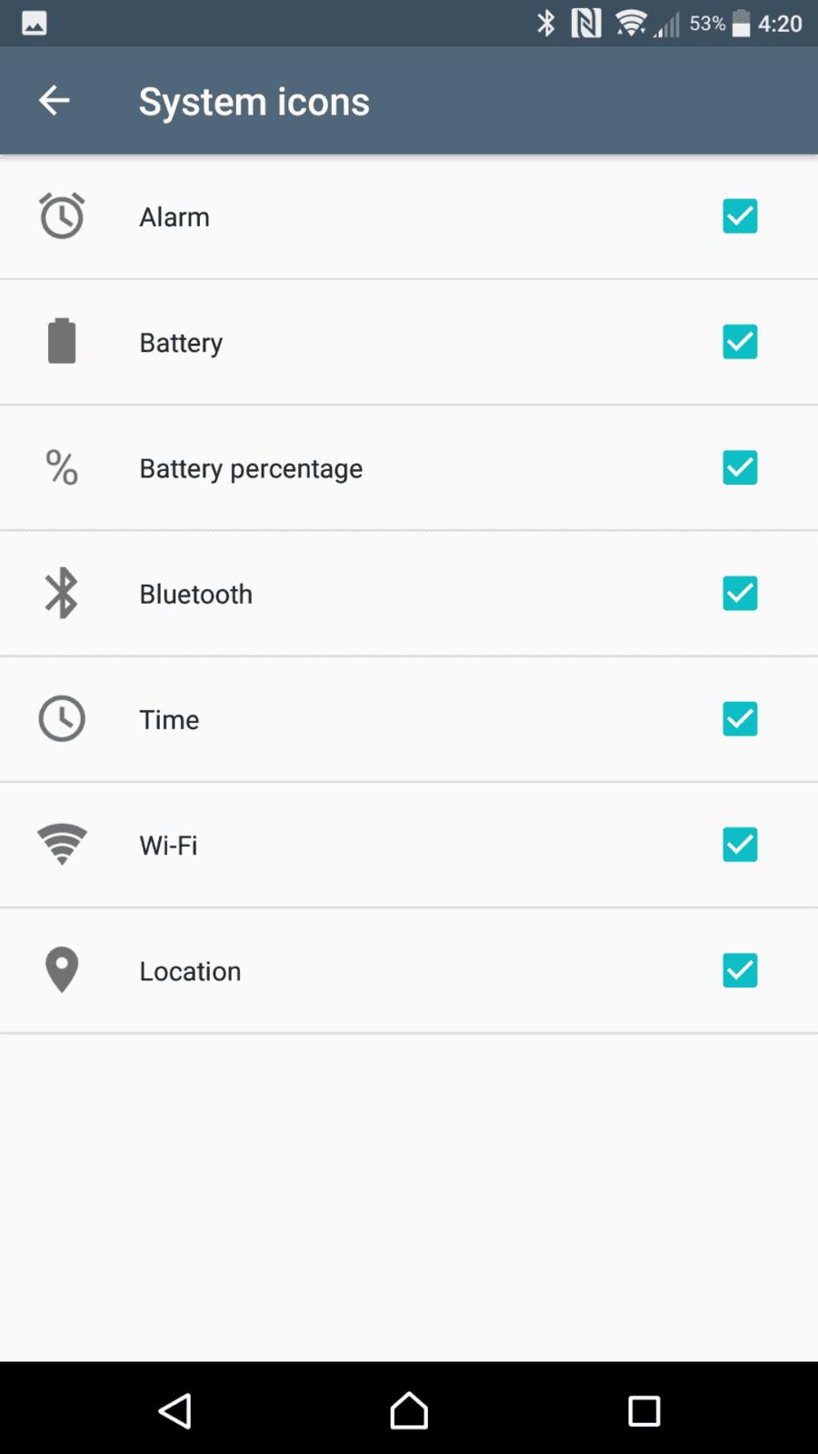 Sony Xperia XZ Premium AH NS Screenshots display 4