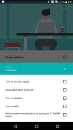 Sony Xperia XZ Premium AH NS Screenshots xperia actions 03