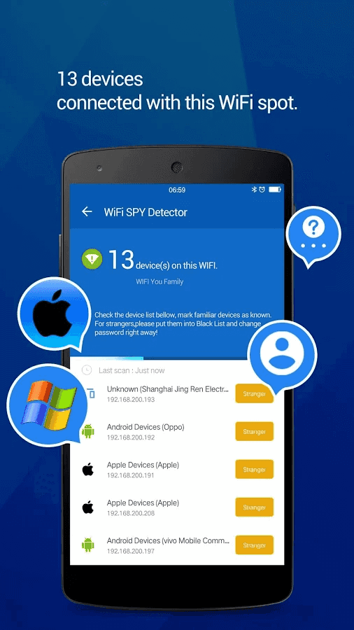 WiFi Spy Detector App Lets You Keep Your Home Network Safe ...