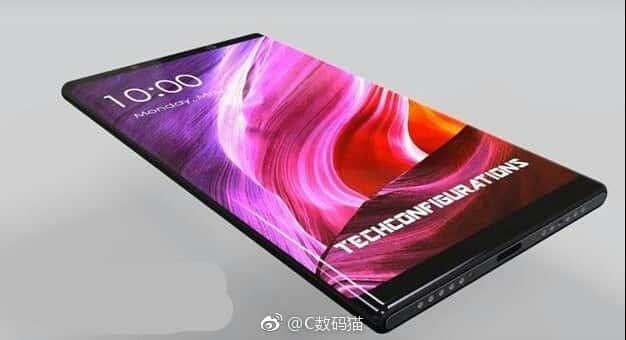 Image result for Xiaomi Mi MIX 2