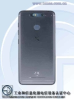 ZTE V0840 TENAA 2