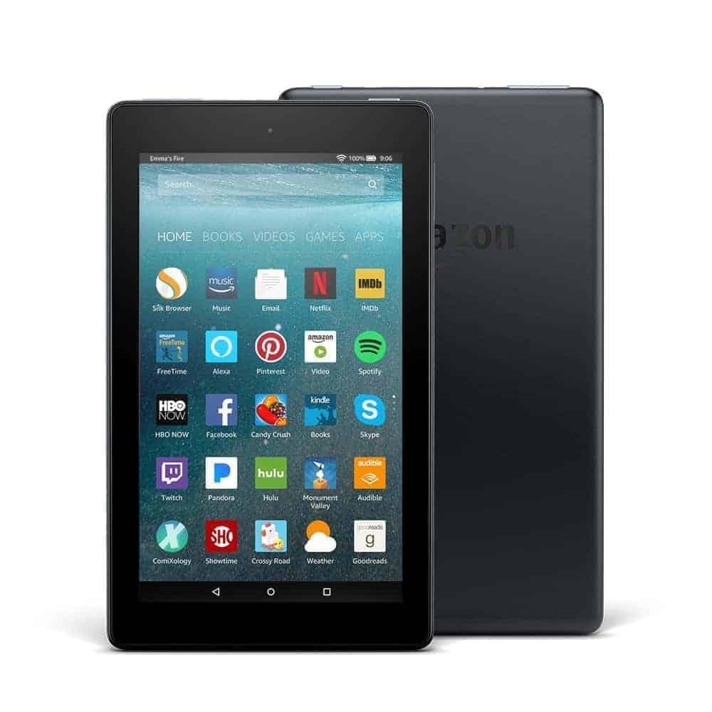 amazon fire 7 tablet 2