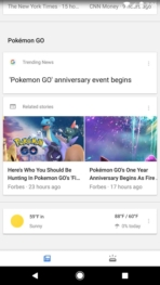 google now redesign 9to5g 4
