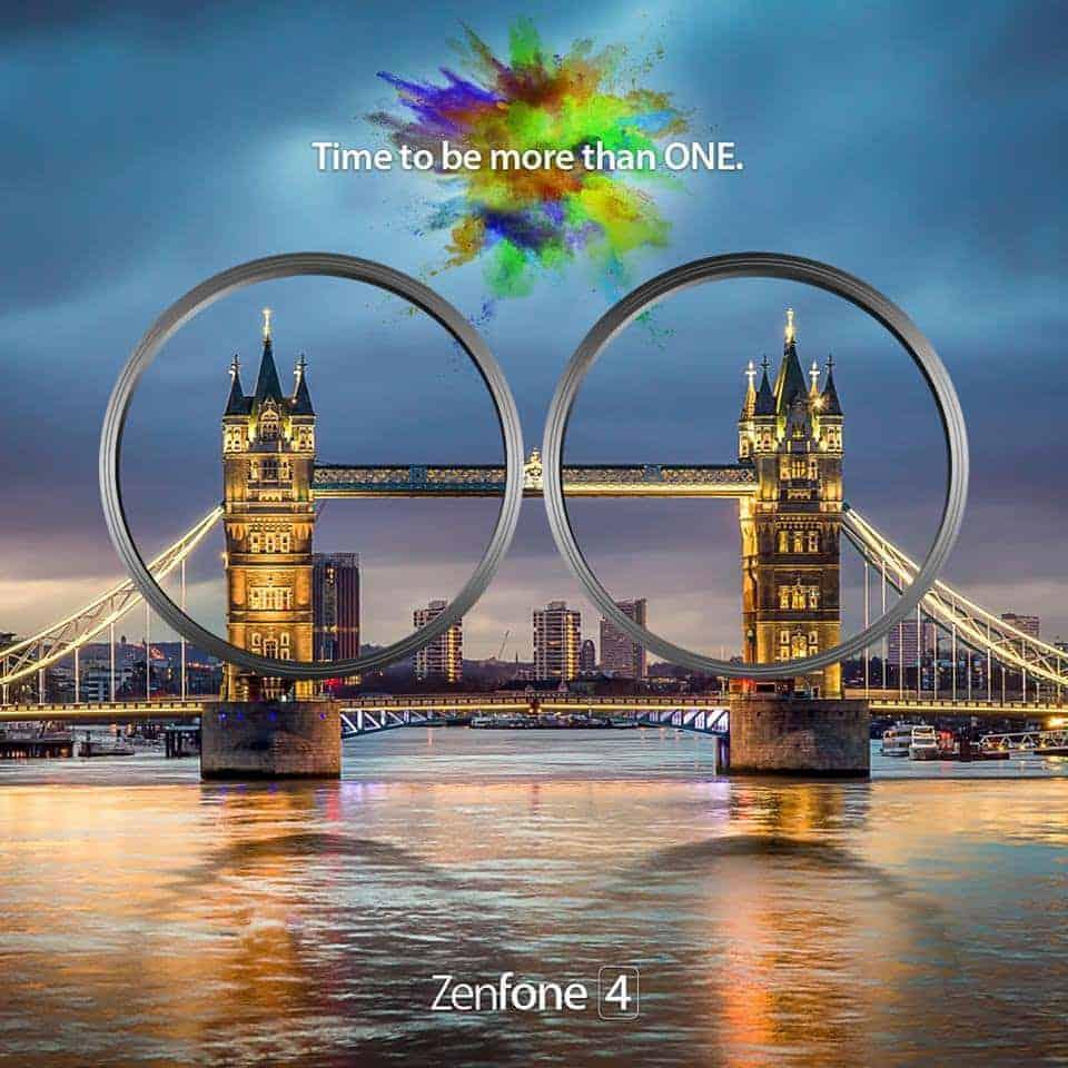 ASUS ZenFone 4 Teaser 2