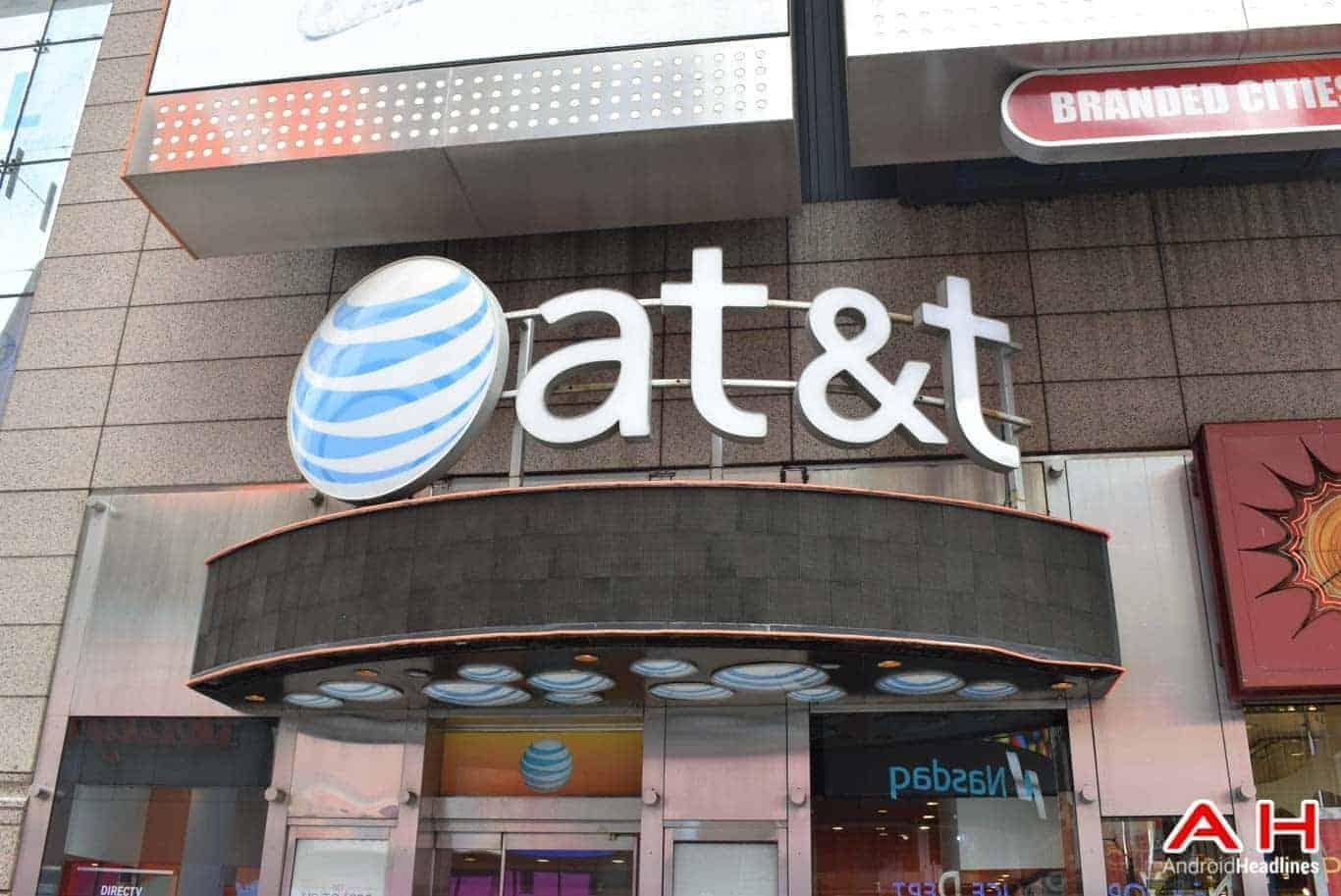 ATT ATT Logo AM AH 1