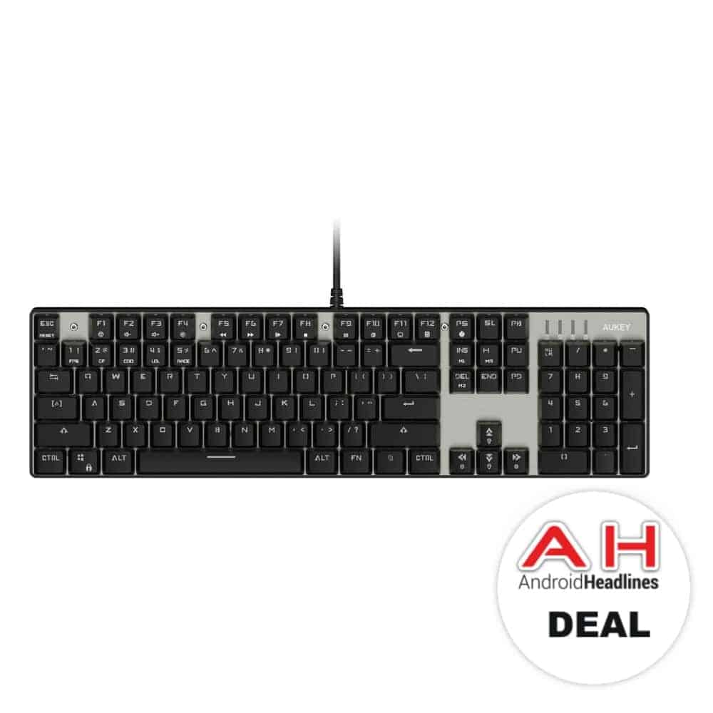 Amazon mechanical keyboard - Amazon Prime Day 2017 Aukey Mechanical Keyboard For 45 85 7 10 17 Androidheadlines Com