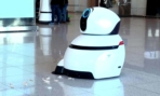 Airport Cleaning Robot 01 AH