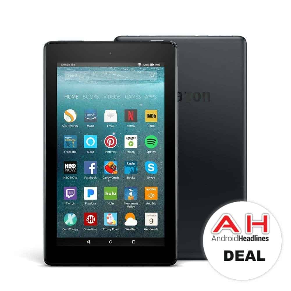 Amazon Prime Day 2017 Fire Tablet 7 For 29 99 7 10 17