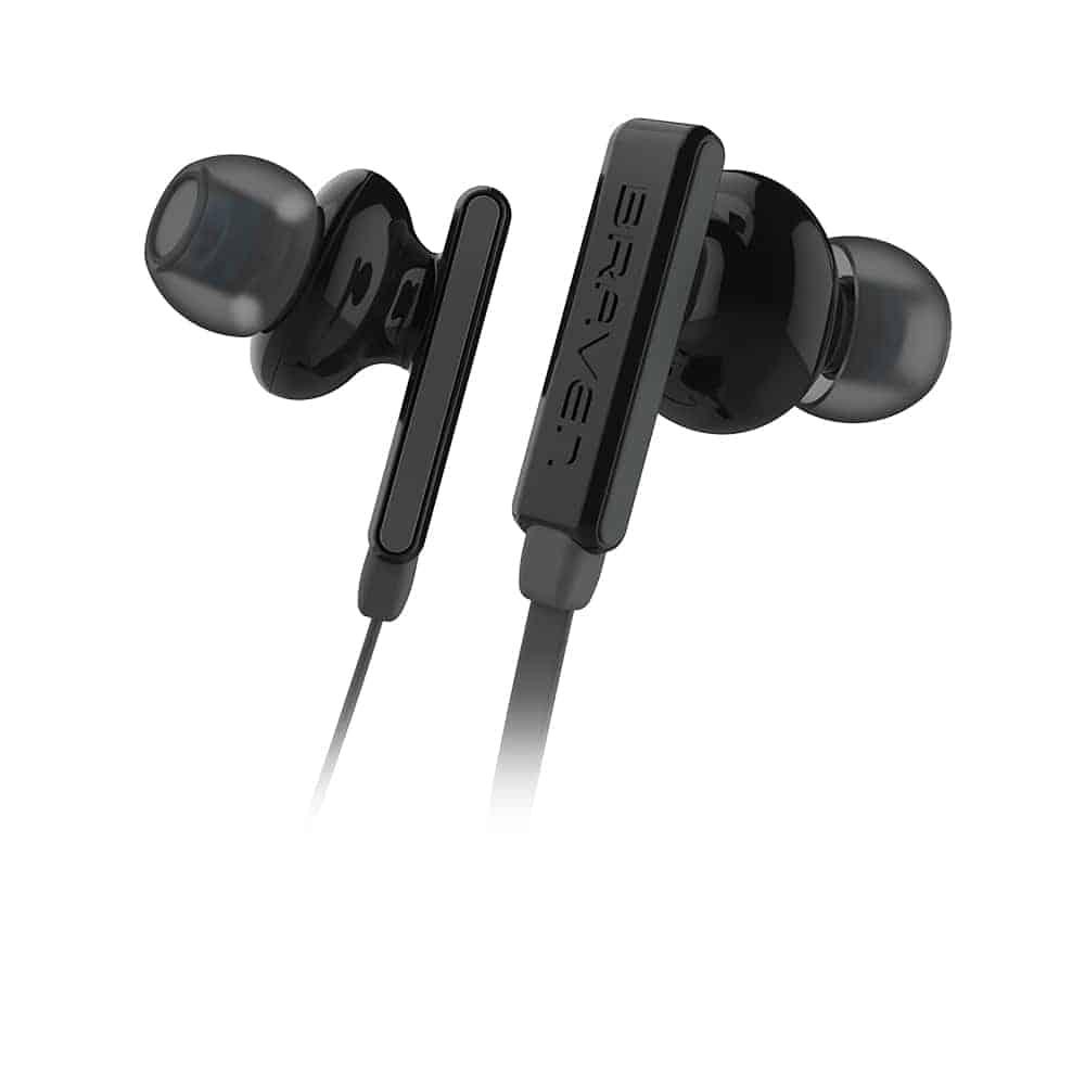 BRAVEN FLYE SPORT Earbuds BLK Details