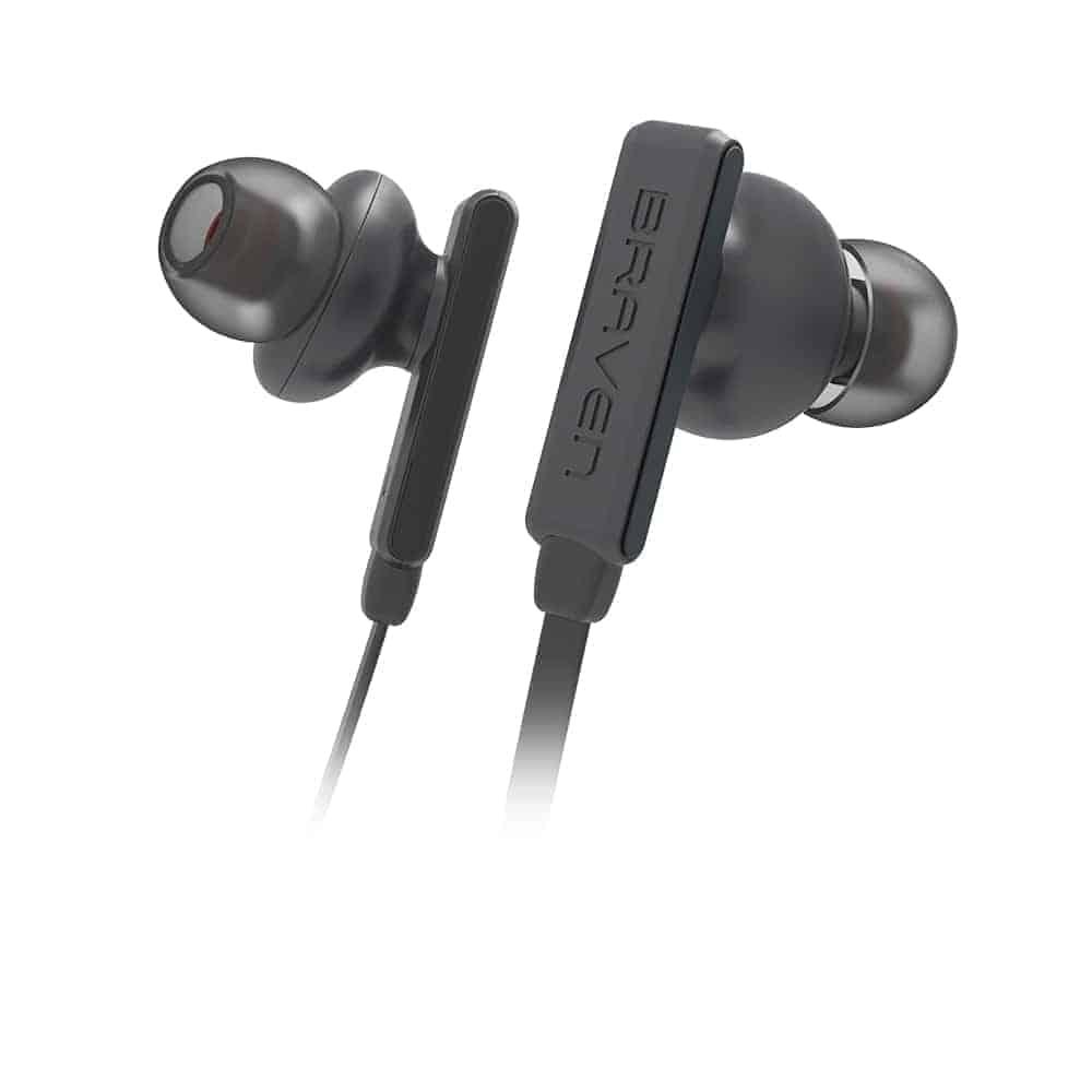 BRAVEN FLYE SPORT Earbuds SLATE CRM Details