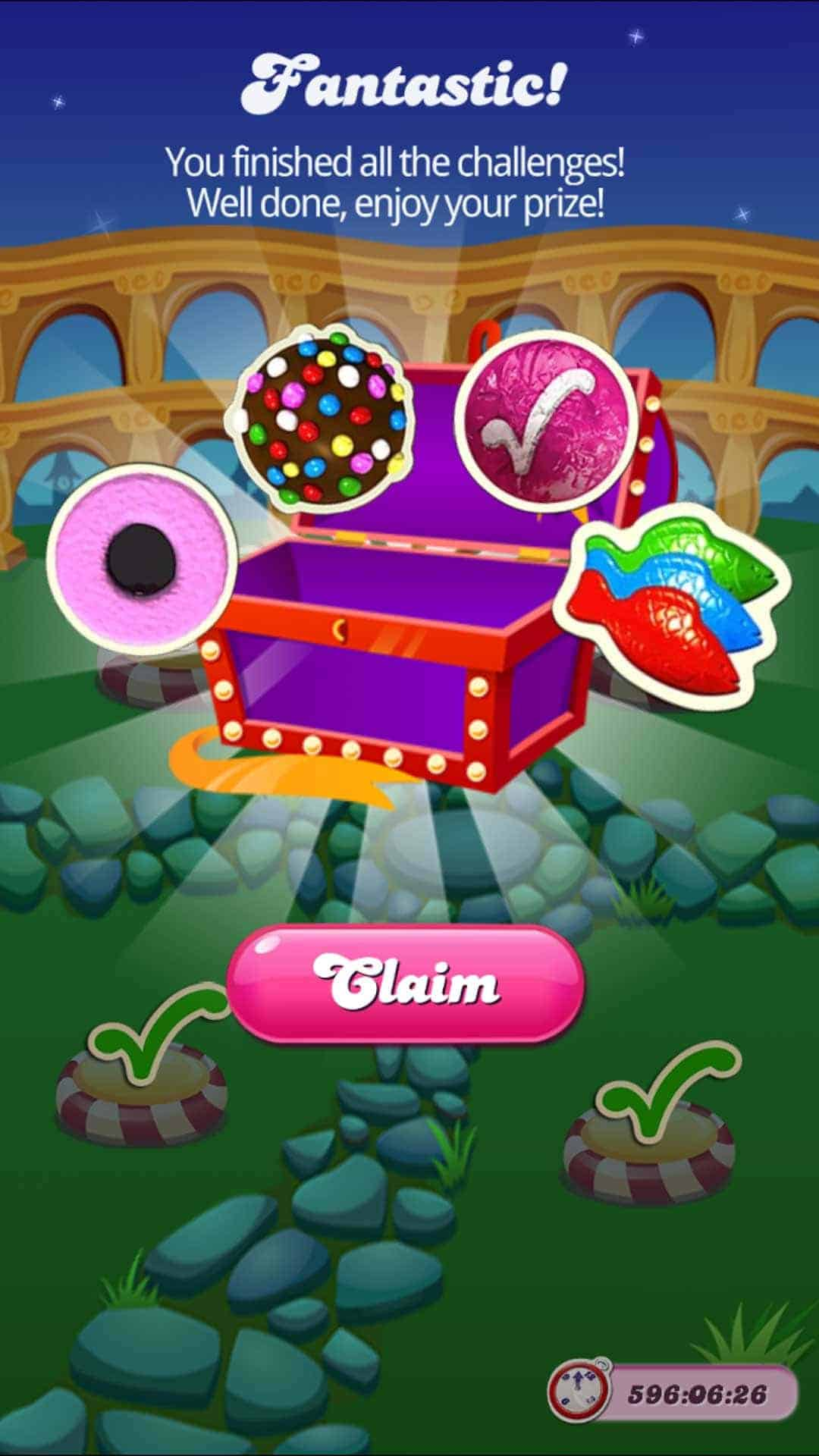 Candy Crush CBS In Game Event 7