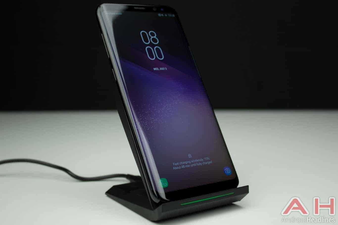 Samsung S8 Wireless Charger Review Wire Center Sky Snp P051 Triple Output Power Supply New Hybrid Further Cord Reviews And Deals Galaxy Usb Type C Accessories By Choetech Rh Androidheadlines Com
