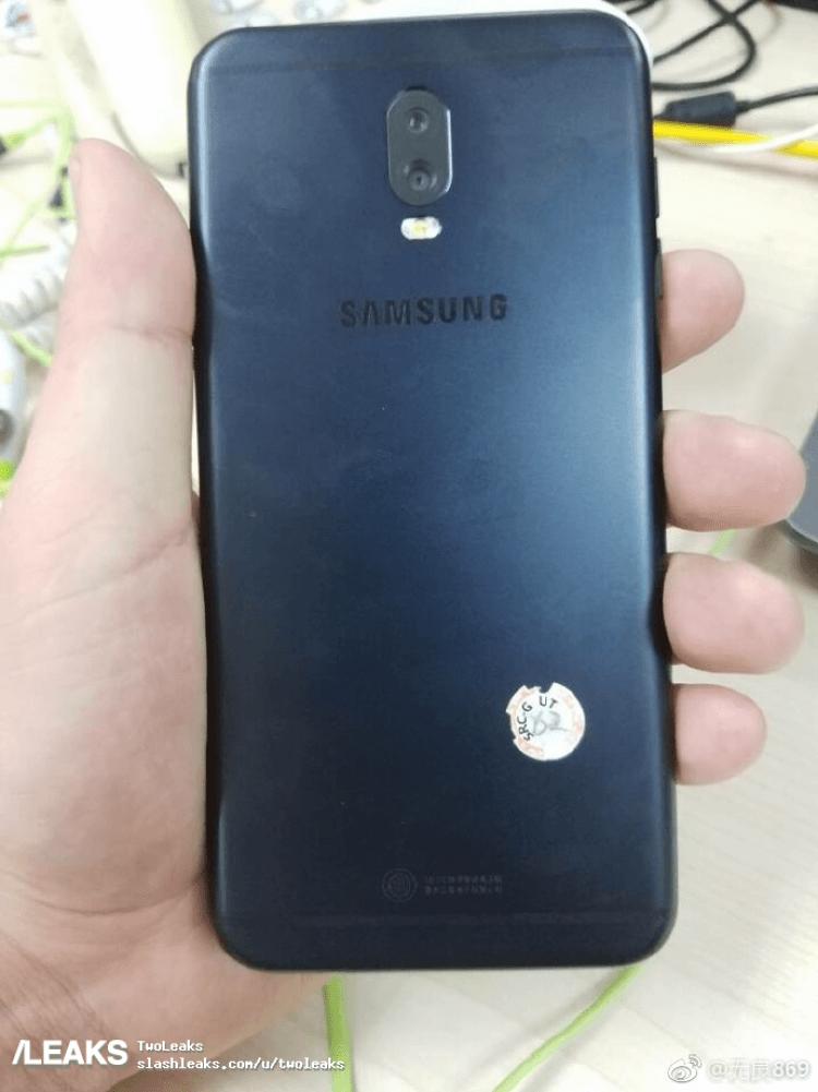 Galaxy J7 2017 with dual camera setup leak 2