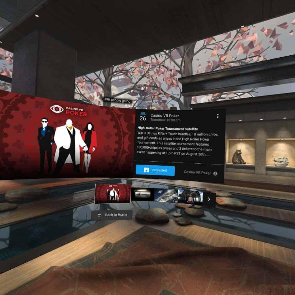 Gear VR Oculus Home AH NS Screenshot 13 contest