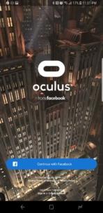 Gear VR Oculus Home AH NS Screenshot setup 02