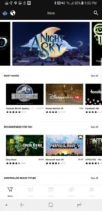 Gear VR Oculus Home AH NS Screenshot store 02