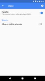 Google App Video Autoplay Toggle 2