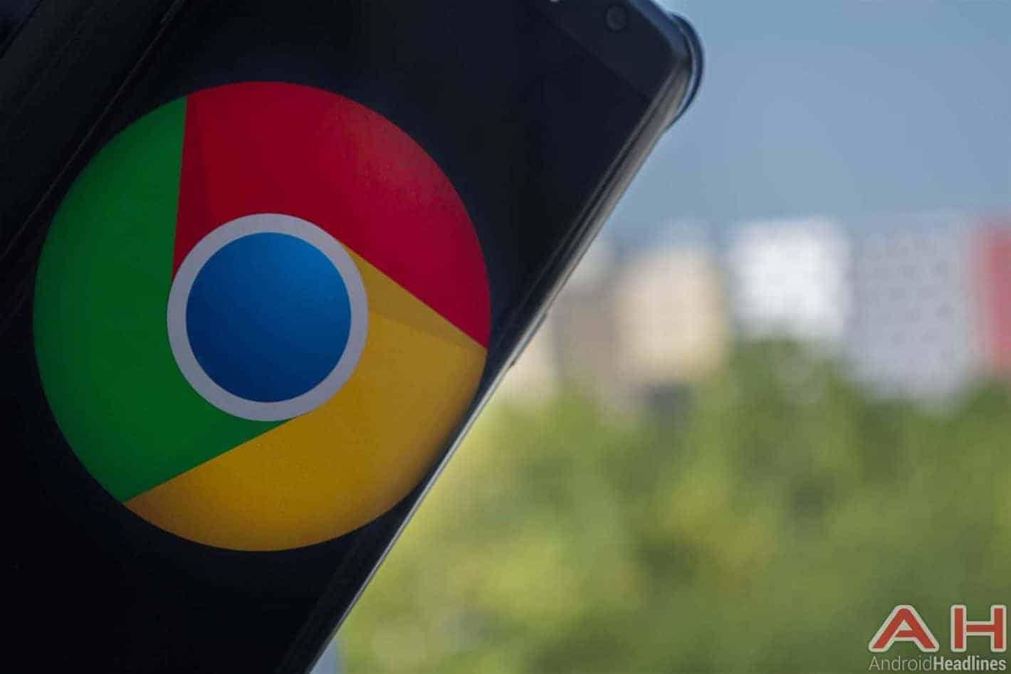 Google Chrome Logo AH