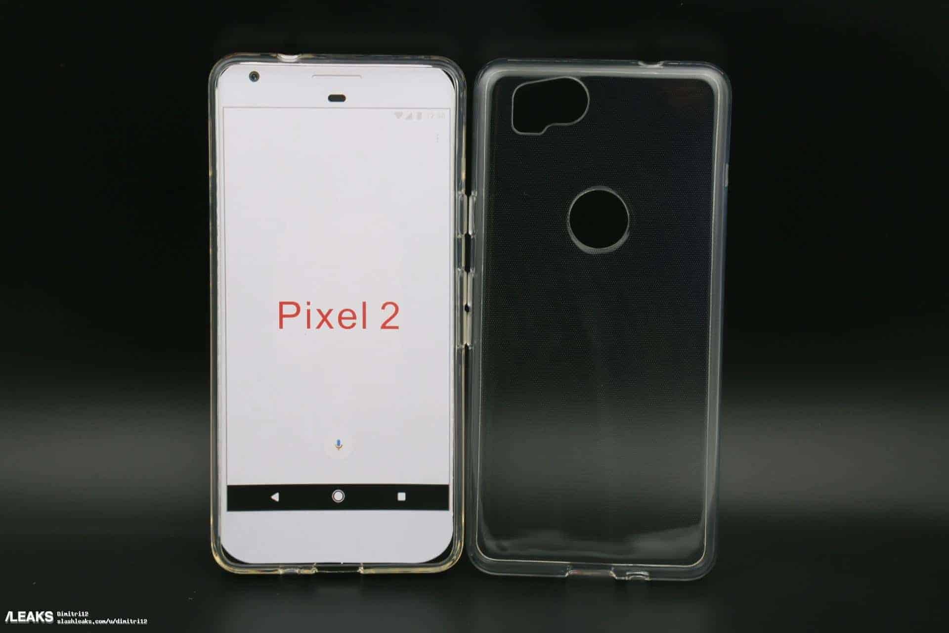 Google Pixel 2 Case SlashLeaks 1