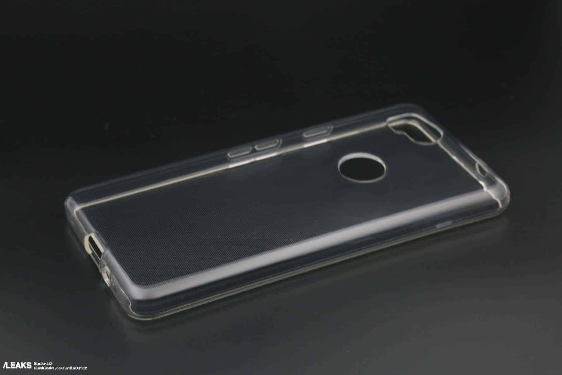 Google Pixel 2 Case SlashLeaks 3