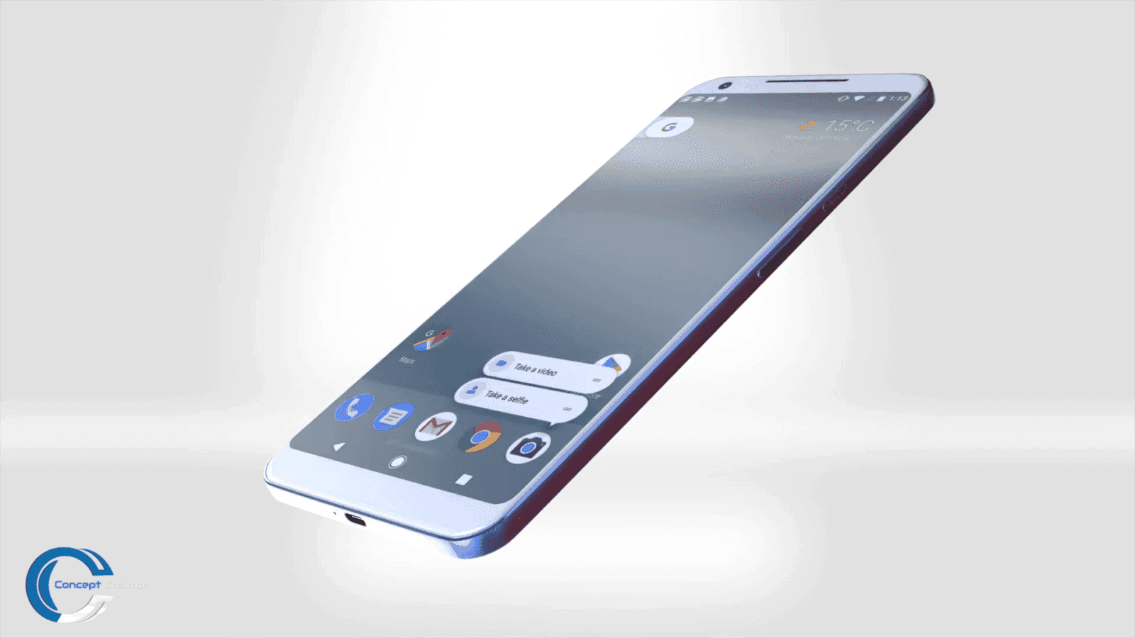 New Google Pixel 2 XL Concept Is Inspired By A Leaked