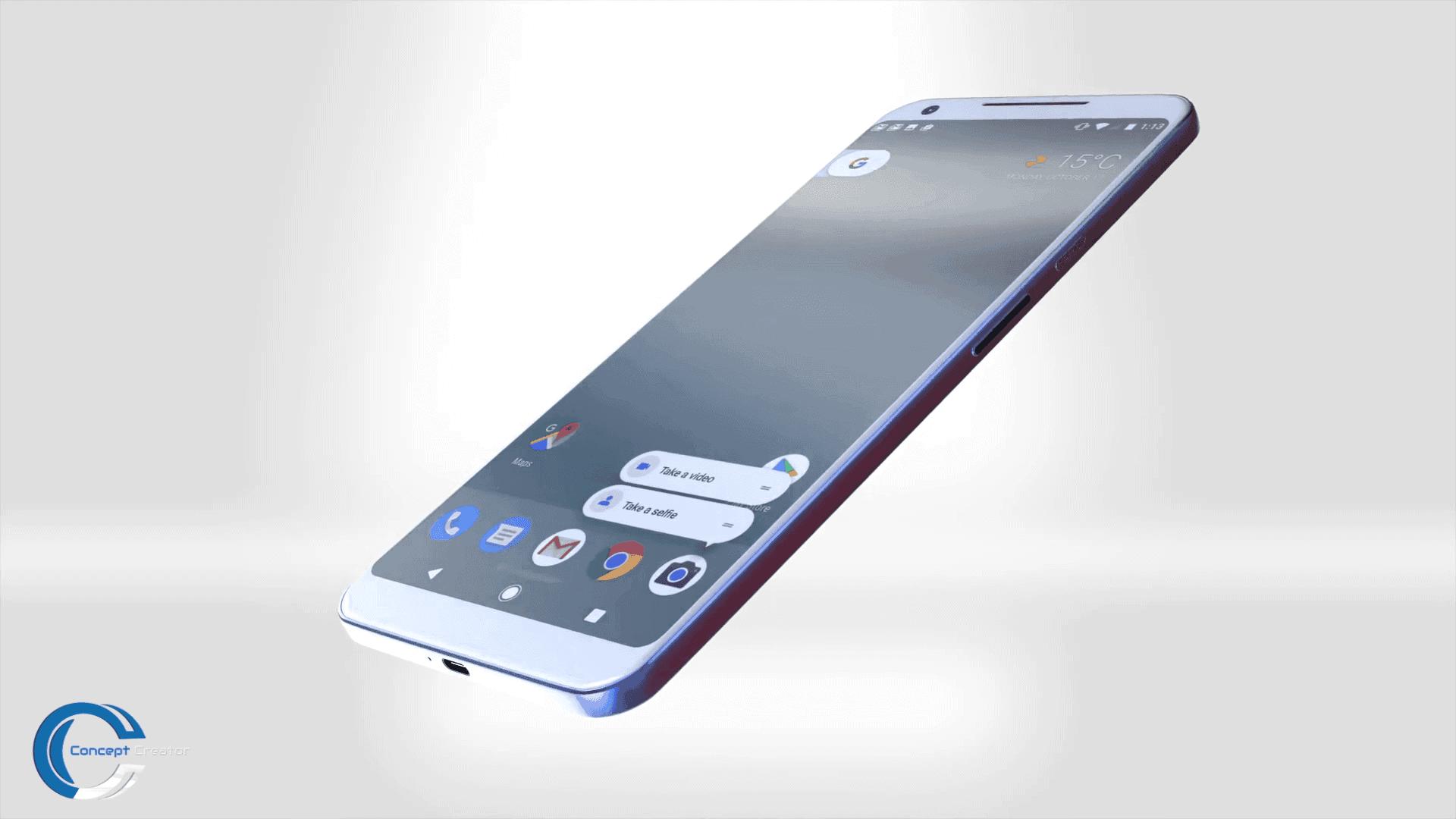 Google Pixel 2 XL concept 111