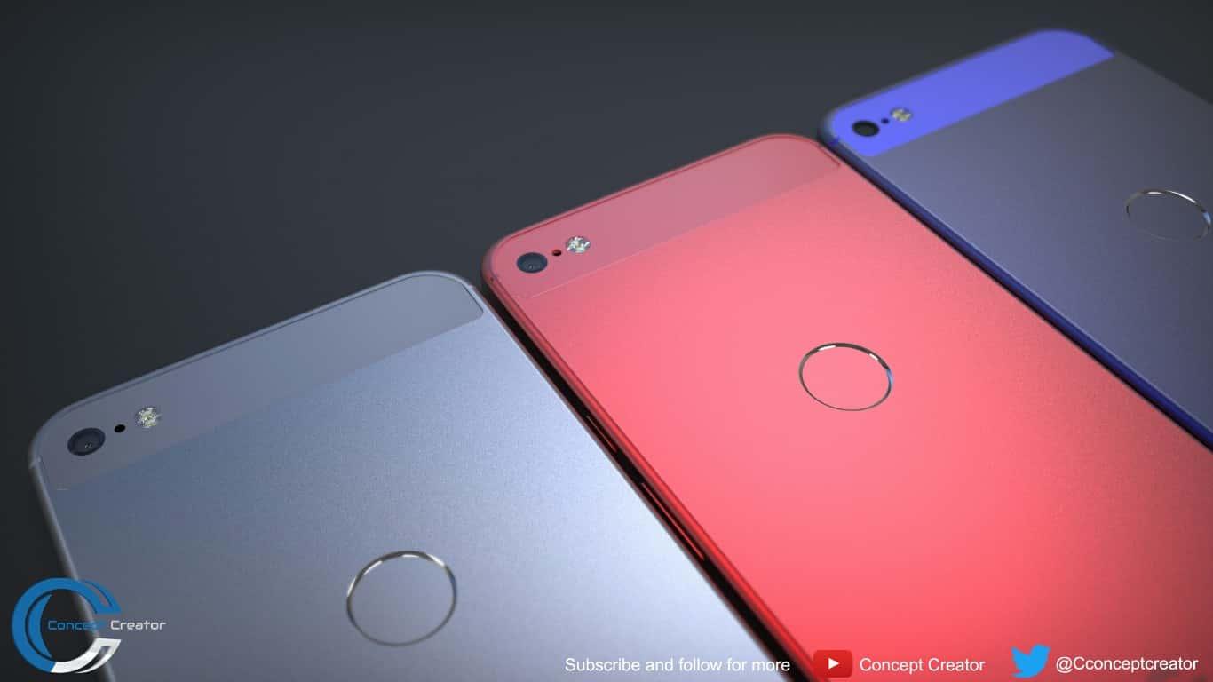 Google Pixel 2 XL concept 5