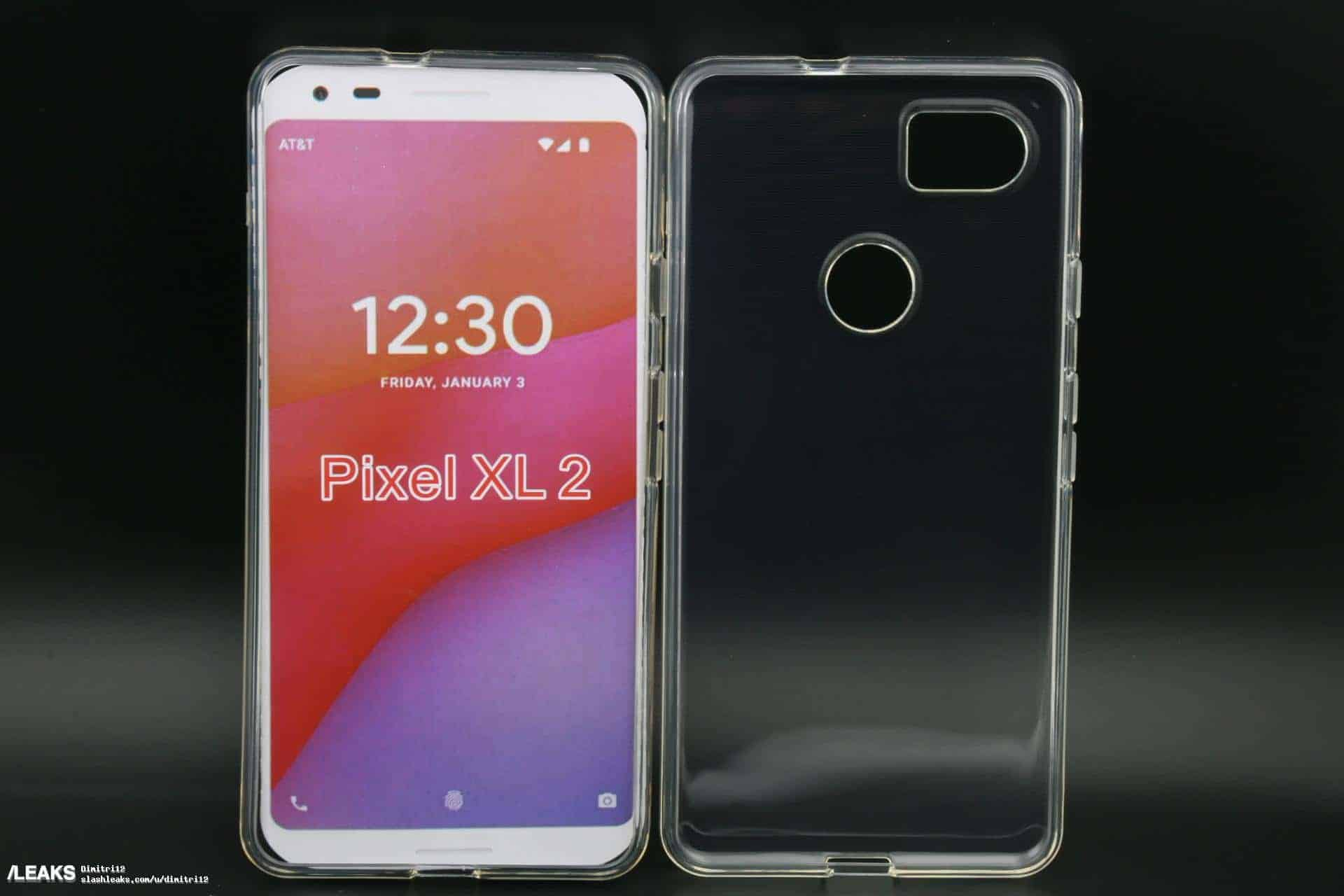 Google Pixel XL 2 Case SlashLeaks 1