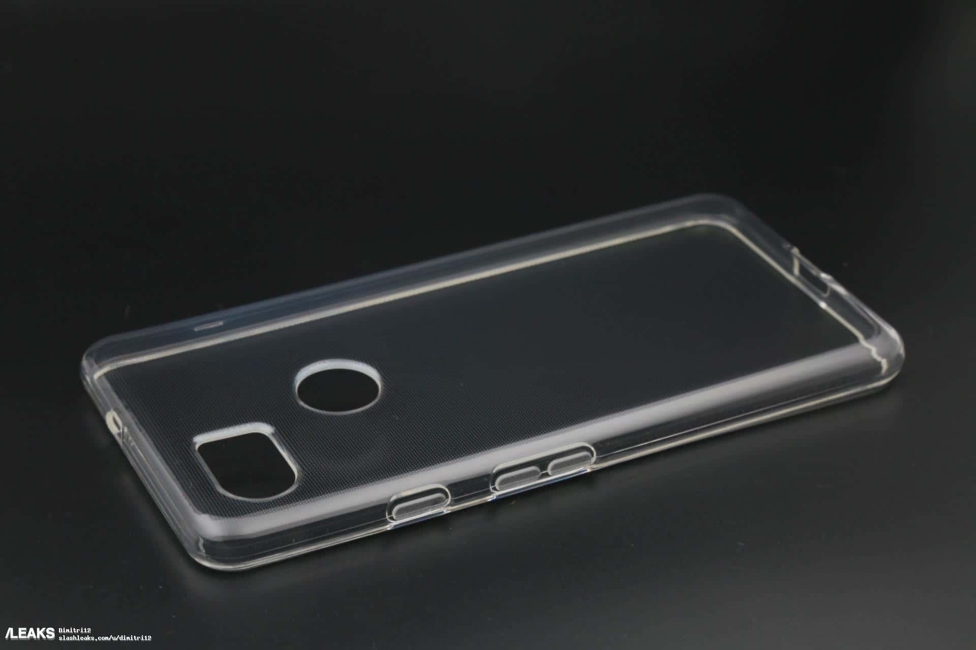Google Pixel XL 2 Case SlashLeaks 2