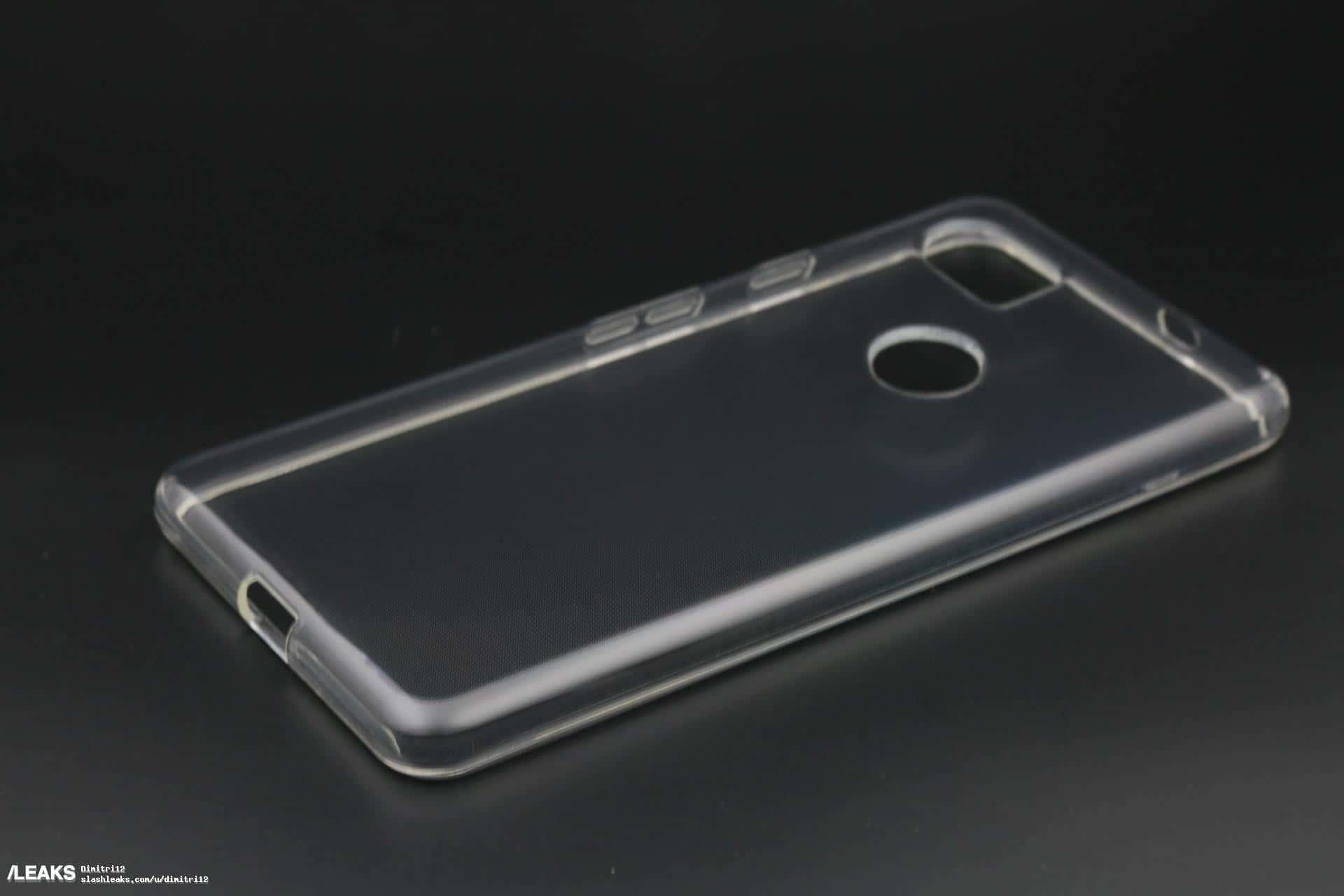 Google Pixel XL 2 Case SlashLeaks 3